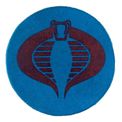 Cobra Inspired Coaster