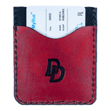 Daredevil Inspired Clip Wallet
