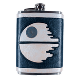 That's No Moon Deathstar Inspired Flask Set