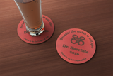 Dr. Horrible 2016 Coaster