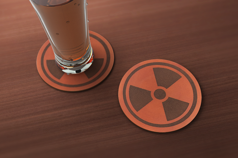 Duke Nukem Inspired Coaster