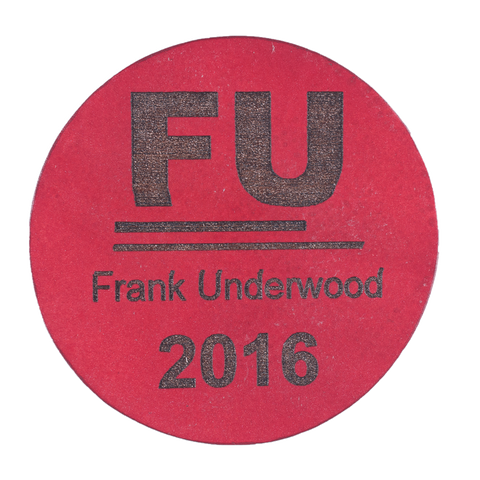 Frank Underwood Coaster