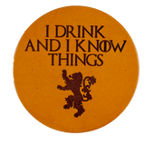 Game of Thrones House Inspired Coaster
