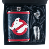 Ghostbusters Inspired Flask Set