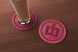Greatest American Hero Drink Coaster