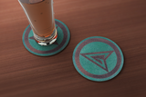 Green Arrow Classic Drink Coaster