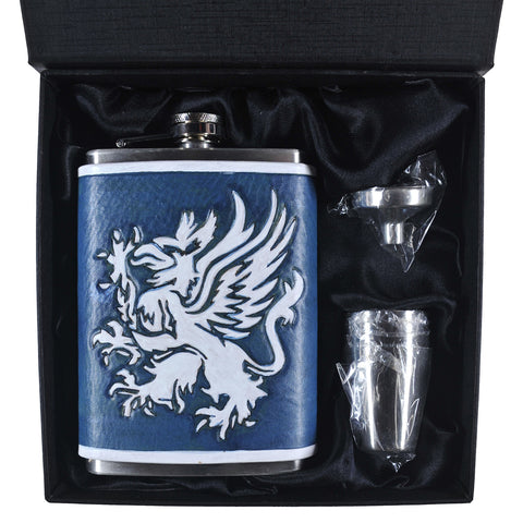 Grey Warden Inspired Flask Set