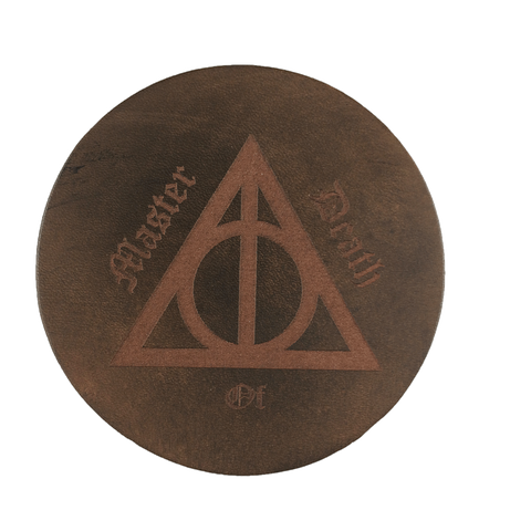 Harry Potter Deathly Hallows Inspired Coaster