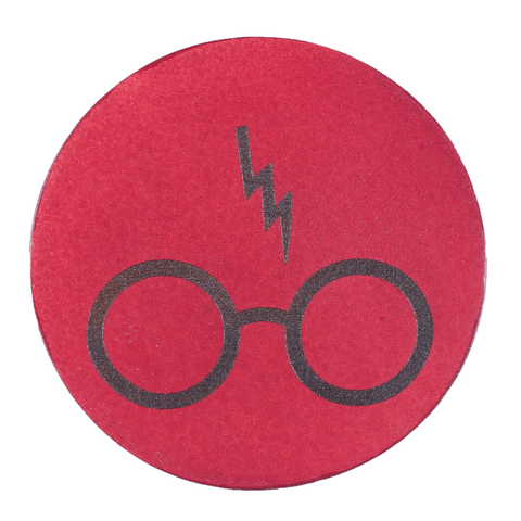 Harry Potter Glasses Inspired Coaster