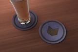 Hawkeye Chevron Coaster