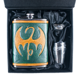 Iron Fist Inspired Flask Set