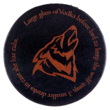 Ivanova Hour of the Wolf Inspired Coaster