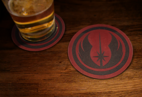 Star Wars Jedi Order Coaster