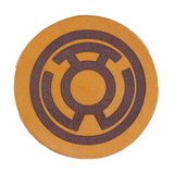 Lantern Corps Inspired Coaster