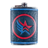 Mass Effect Paragade Inspired Flask Set