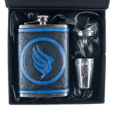 Mass Effect Paragon Inspired Flask Set