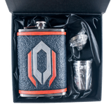 Mass Effect Cerberus Inspired Flask Set