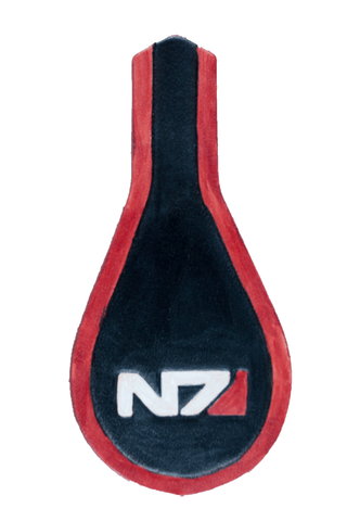 Mass Effect Key Chain