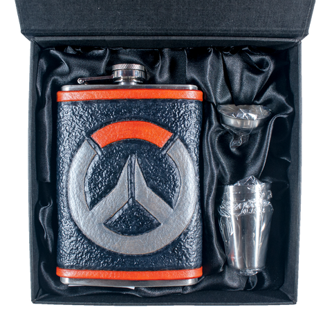 Overwatch Inspired Flask Set