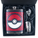 Pokemon Go Inspired Flasks