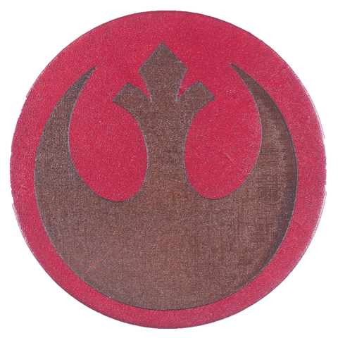 SW Rebel Inspired Coaster