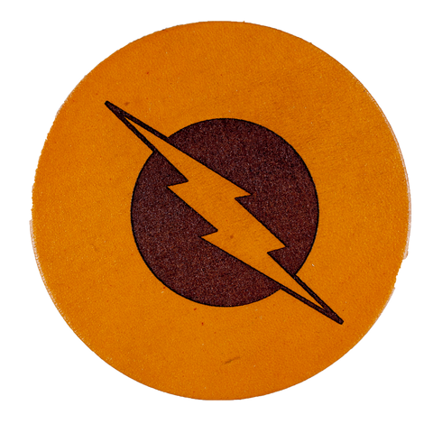 Reverse Flash Inspired Coaster
