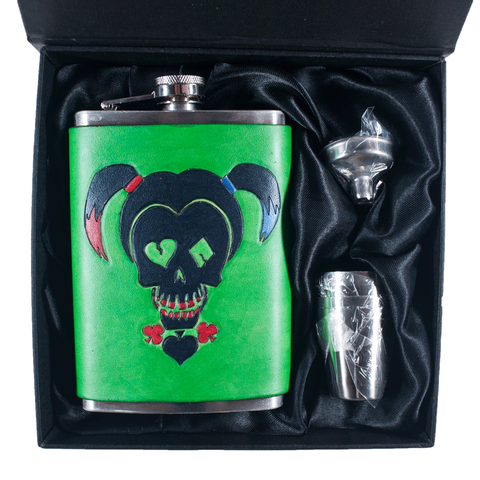 Suicide Squad Inspired Flasks