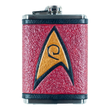 Star Trek Engineering Inspired Flask Set