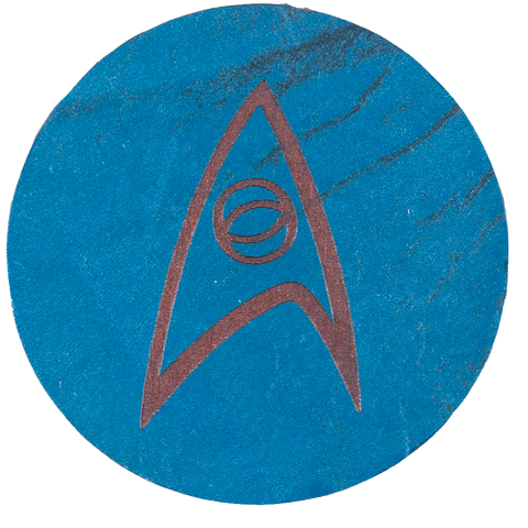 Star Trek Science Inspired Coaster