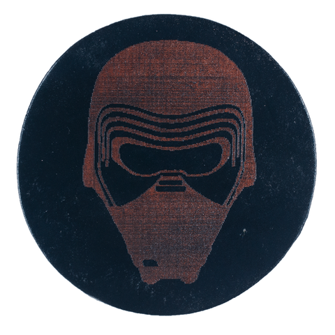 Kylo Ren Inspired Coaster
