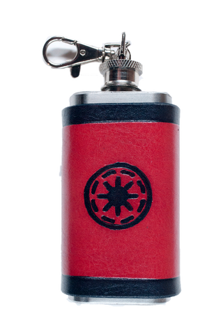 Star Wars Republic Inspired Mini Flask