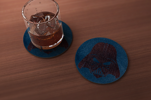 Star Wars Darth Vader Coaster