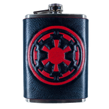 Empire Inspired Flask Set