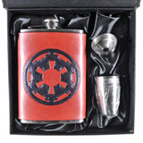Star Wars Empire Inspired Flask Set