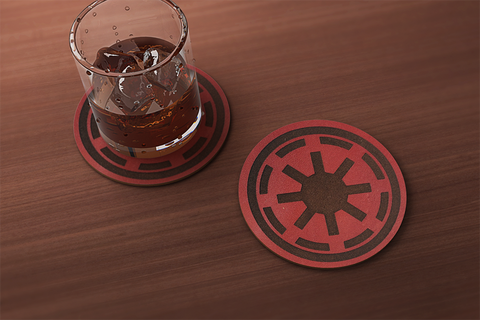 Star Wars Republic Coaster