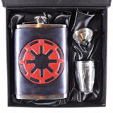 Star Wars Republic Inspired Flask Set