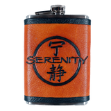 Serenity Inspired Flask Set