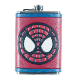 Spider Man Inspired Flask Set