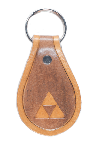 Triforce Key Chain