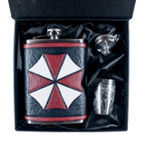 Umbrella Corp Inspired Flask Set