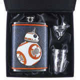 Star Wars BB8 Inspired Flask Set