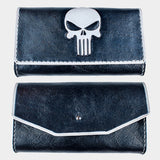 Skull Punisher Clutch Purse