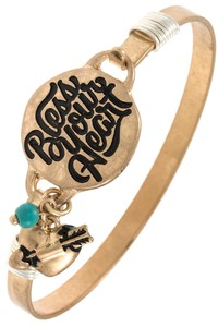 Bless Your Heart Charm Bracelet