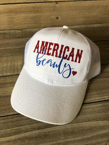 American Beauty Dad Hat Baseball Cap
