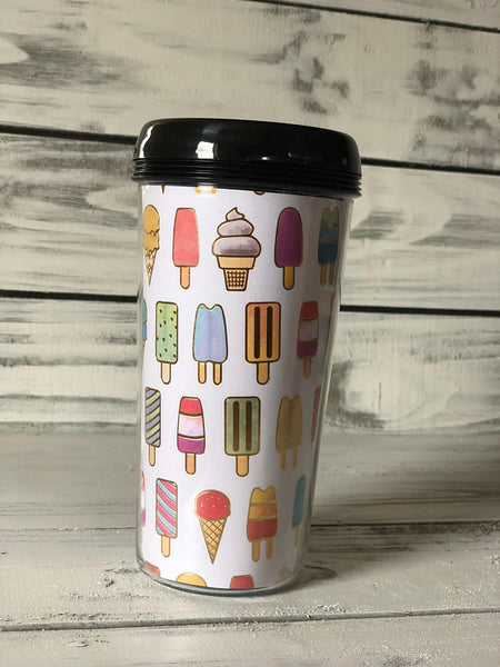 Ice Cream Travel Mug