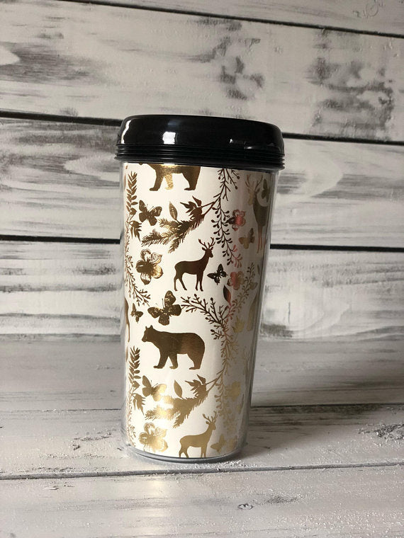 Forest Friends Travel Mug