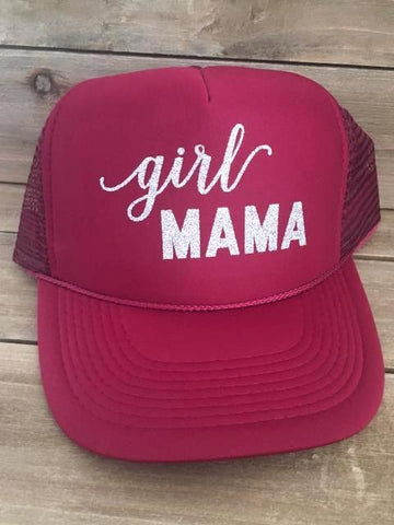 Girl Mama Trucker Hat