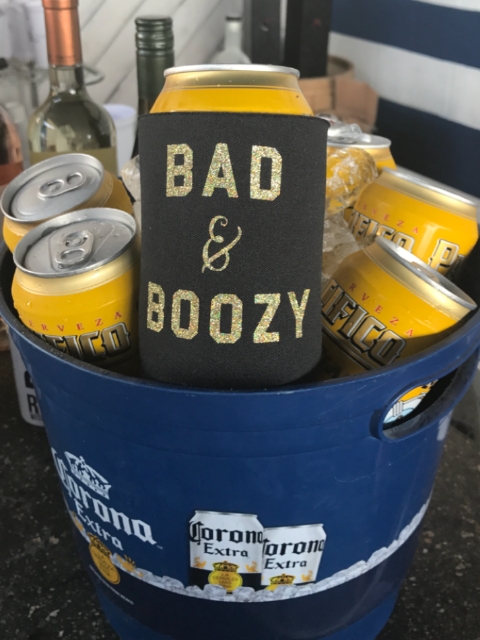 Bad & Boozy Koozie