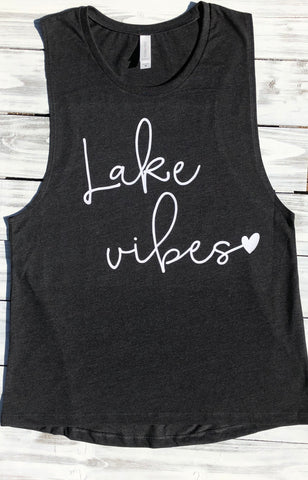 Lake Vibes Tank Top