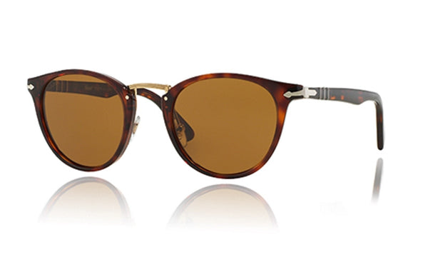 PERSOL PO3108S 24/33 Typewriter Special Edition Havana-Perilsole